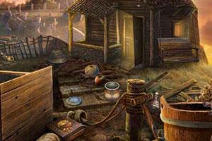 《乡村小舍》游戏画面1