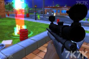 《狙击南瓜僵尸》游戏画面3