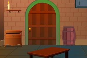 《神秘皇家城堡逃脱》游戏画面1