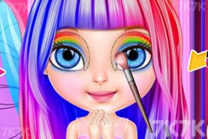 《芭比宝贝的彩虹小马装》截图3
