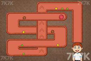 《吃货吃糖豆3》游戏画面1