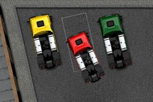 《重型卡车停靠2》截图1