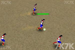 《旷野足球》游戏画面2