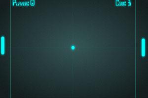 《复古乒乓球》游戏画面1