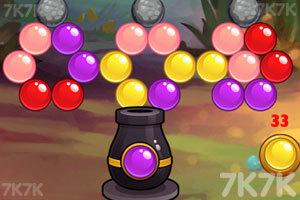 《泡泡历险记》游戏画面1