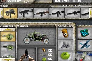《丛林防卫战》游戏画面4