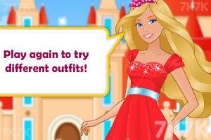 《芭比的潮流新服饰》截图1