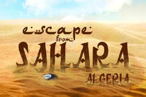 《逃离阿尔及利亚沙漠》游戏画面1