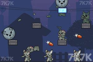 《灰猫警长》游戏画面1