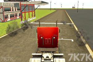 《大卡车计时赛》游戏画面3