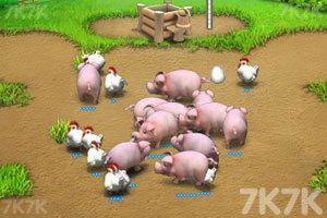 《经营疯狂农场2》游戏画面1