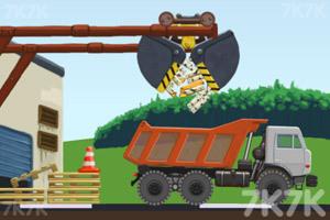 《俄罗斯运输车》游戏画面1