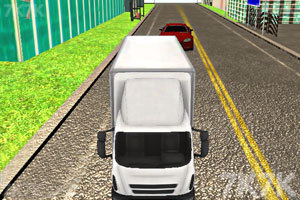 《货车模拟驾驶》游戏画面2