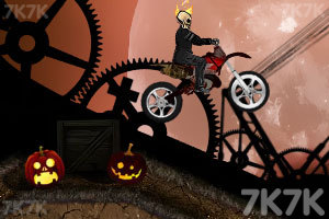 《恶灵摩托骑士》游戏画面2