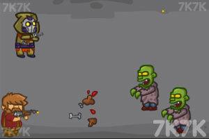 《僵尸镇传奇》游戏画面3