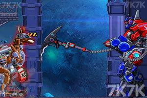 《组装镰刀战神》截图5