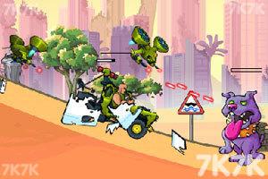 《武装越野车2无敌版》游戏画面4