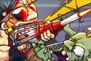 《合金弹头之英雄使命》游戏画面2