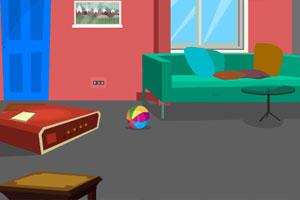 《逃出斐红色房间》游戏画面1