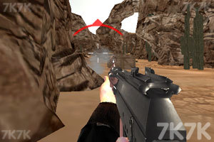 《子彈的力量》游戲畫面7