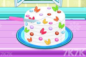 《好吃的彩虹蛋糕》游戏画面5