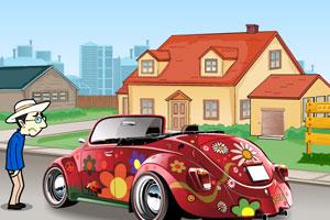 《大叔开车逃脱》游戏画面1