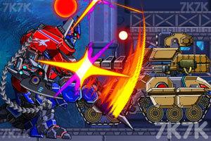 《组装机械坦克战士》游戏画面9