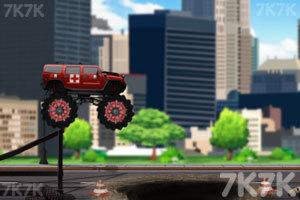 《大脚车向前冲》游戏画面3