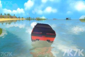 《跑车试驾》游戏画面2