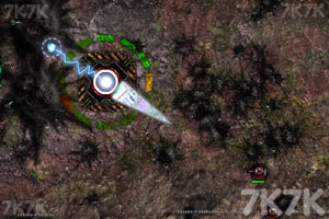 《动量导弹历险记2015中文版》游戏画面2