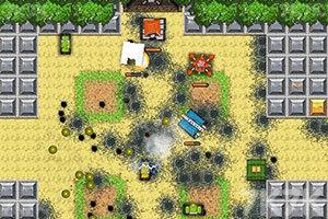 《超级坦克战役2》游戏画面2