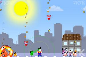 《超级假超人》游戏画面5