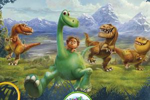 《恐龙当家隐藏数字》游戏画面1