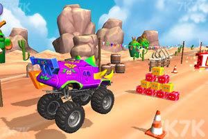 《野兽怪物卡车》游戏画面4