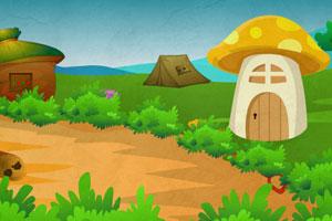 《鹦鹉逃离绿色森林》游戏画面1