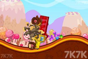 《糖果运输卡车》游戏画面3