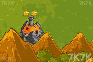 《怪物岛守城战4中文版》游戏画面3