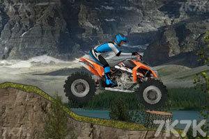 《四轮越野摩托挑战》游戏画面3