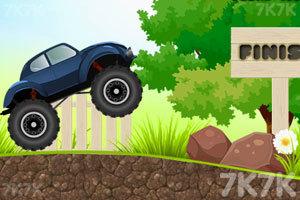 《岩石甲壳虫越野车》游戏画面3