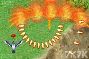 《飞鸟的复仇》游戏画面1