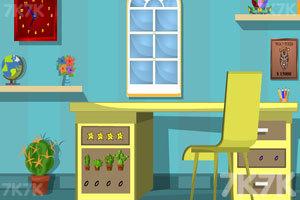 《漂亮家庭小屋逃脱》游戏画面2