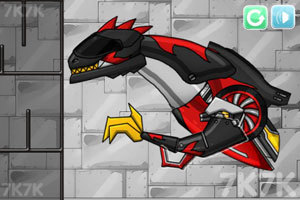 《组装机械盲龙》游戏画面3