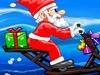 圣诞老人雪上飞