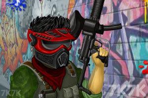 《油漆战士中文版》游戏画面1