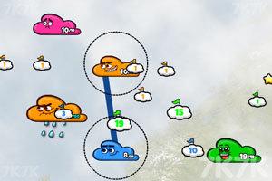 《云团争夺战圣诞版》游戏画面5