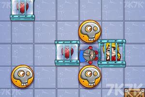 《忍者救公主》游戏画面1
