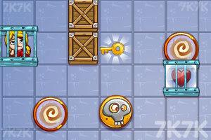 《忍者救公主》游戏画面3