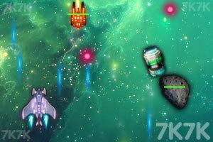 《星际传奇》游戏画面2