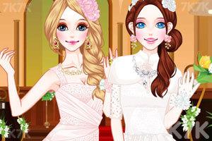 《冬季新娘VS夏季新娘》游戏画面1
