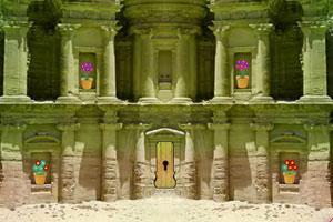 《洞穴宫殿逃脱2》游戏画面1